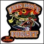 Hot Leather Patch Vets Don?t Forget 4in