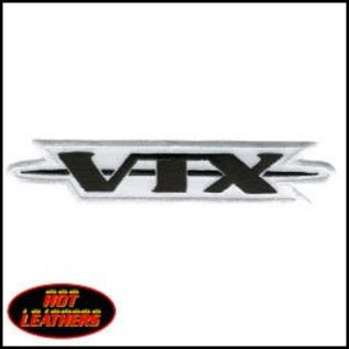 Hot Leather Patch VTX 5in