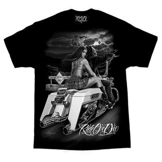 DGA Tees ROD Tee Dead End