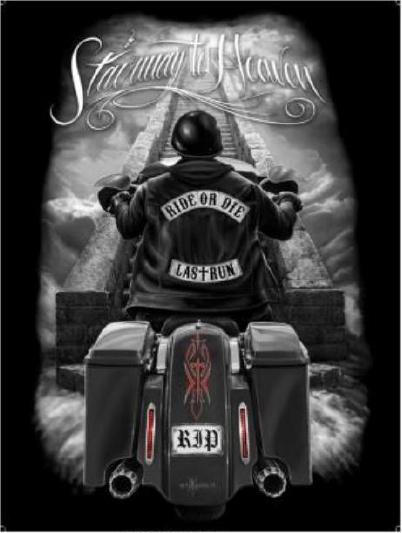 Ride Or Die Shirt David Gonzales Art Route 66 Biker