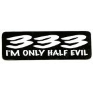 Real Company HS-333 1/2 Evil