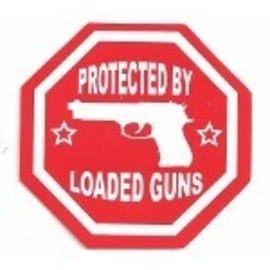 Real Company HS-Protected By Loaded Guns