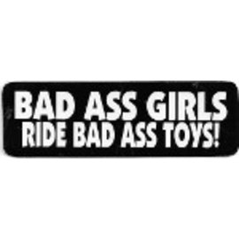 Real Company HS-Badd A** Girls Ride Bad Toys