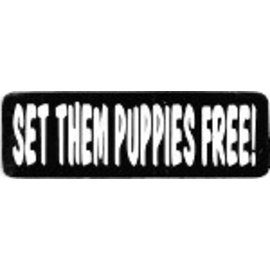 Real Company HS-Set Them Puppies Free