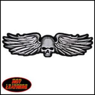 Hot Leather PATCH METAL WINGS MULTI 5W 2H