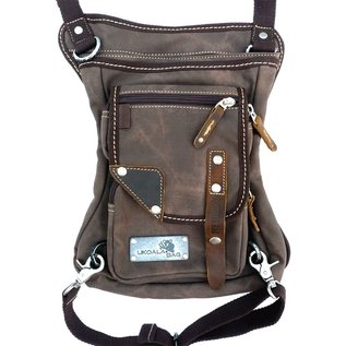 Ukoala Bags Ukoala Bag Shadow Brown