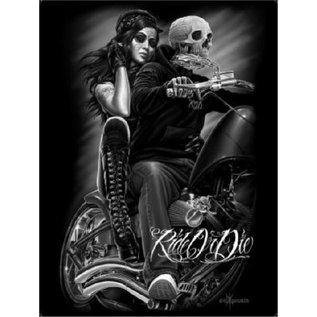 DGA Tees ROD Mens Tank Biker Babe