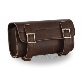 Shaf International Tool Bag 2 Strap Retro Brown