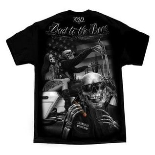 DGA Tees ROD Tee Bad To The Bone
