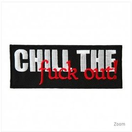 Patch Stop Patch Chill Out 3in
