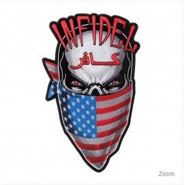 Patch Stop Patch Infidel 5 in