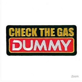 Patch Stop Patch Check the Gas 4in