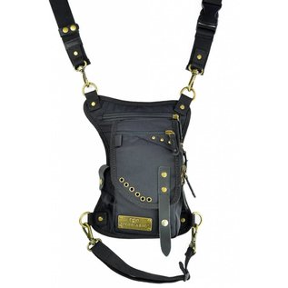 Ukoala Bags Ukoala Bag Dragon Compact Black