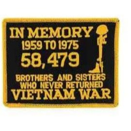 Jerwolf Enterprises Patch Vietnam 58479 4in