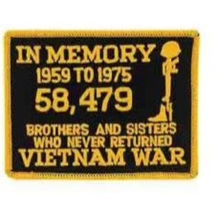 Jerwolf Enterprises Patch Vietnam 58479 4in