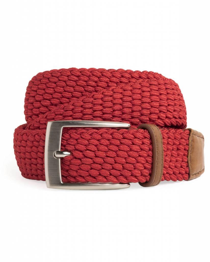 Peter Millar Braided Stretch Belt