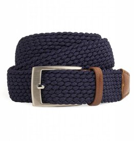 Peter Millar Braided Stretch Belt