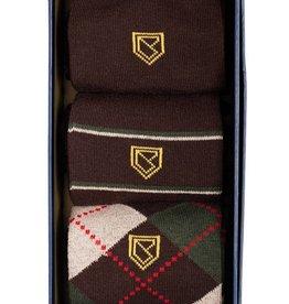 Dubarry Kinnitty Socks Gift Pack
