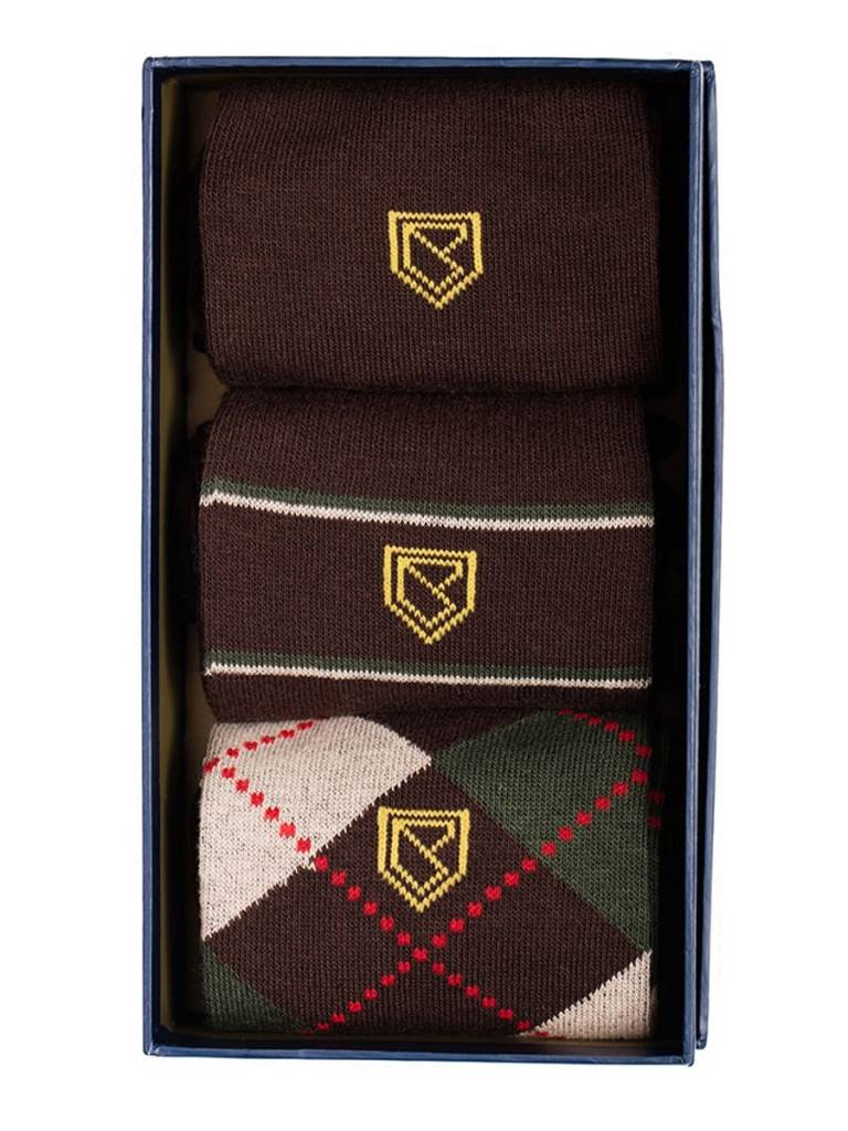 Dubarry Kinnitty Socks Gift Pack