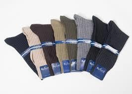 Byford Island Rib Socks