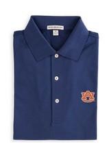 Peter Millar Stretch Jersey Polo W/ AU Symbol