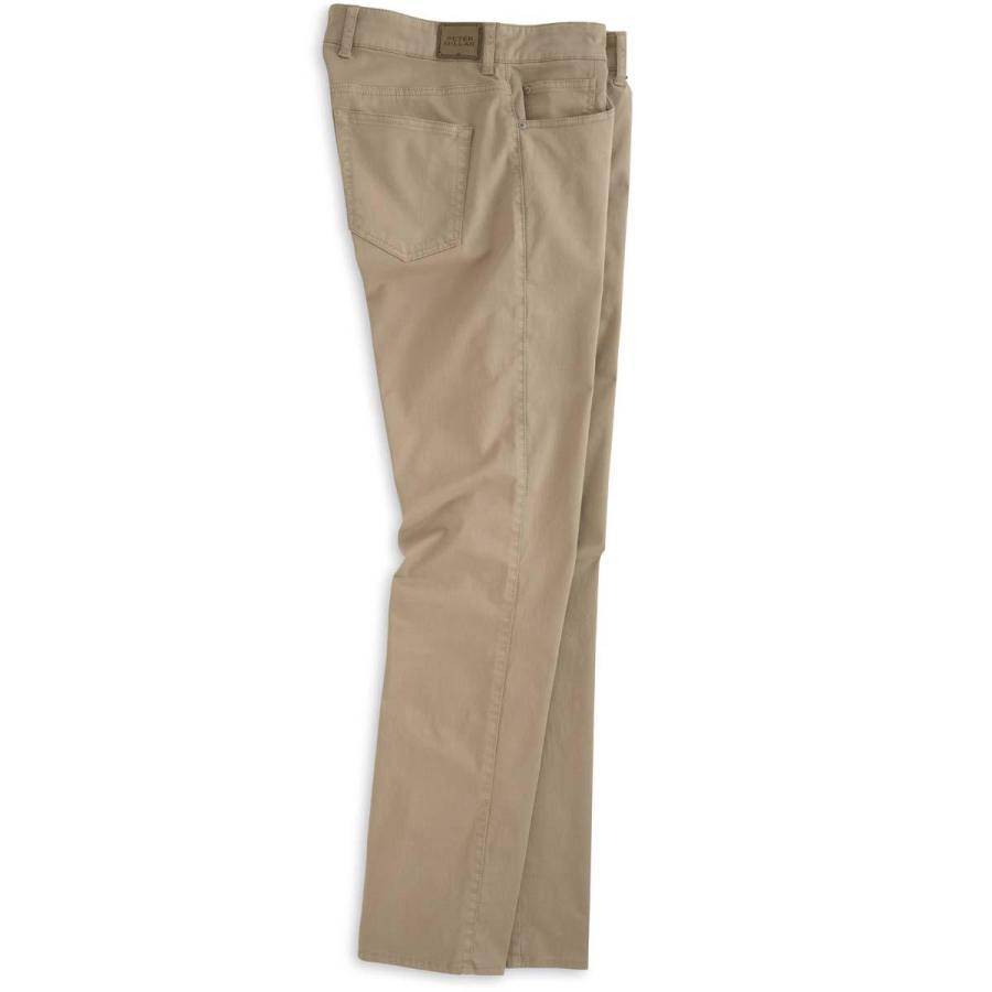 Peter Millar Sateen Stretch 5-Pocket Pant