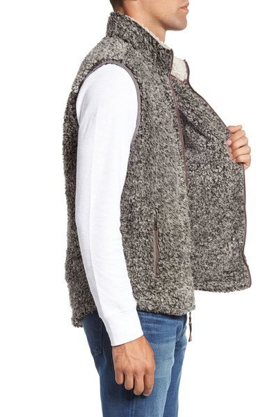True Grit Frosty Tipped Double Up Vest
