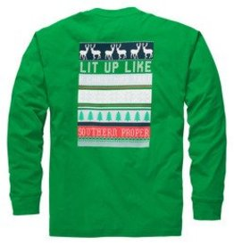 Southern Proper Southern Proper Christmas Tee