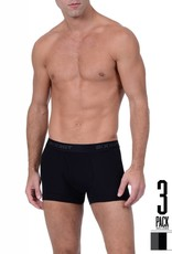 2(x)ist Essential Boxer Brief 3-Pack