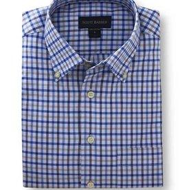 Scott Barber Check Shirt