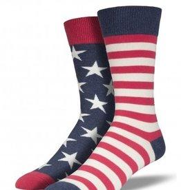 Sock Smith Sock Smith Flag Socks