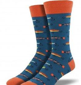 Sock Smith Sock Smith Just Fishin Socks