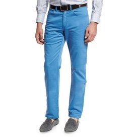 Peter Millar Peter Millar Crown Five-Pocket Stretch Sateen Pants
