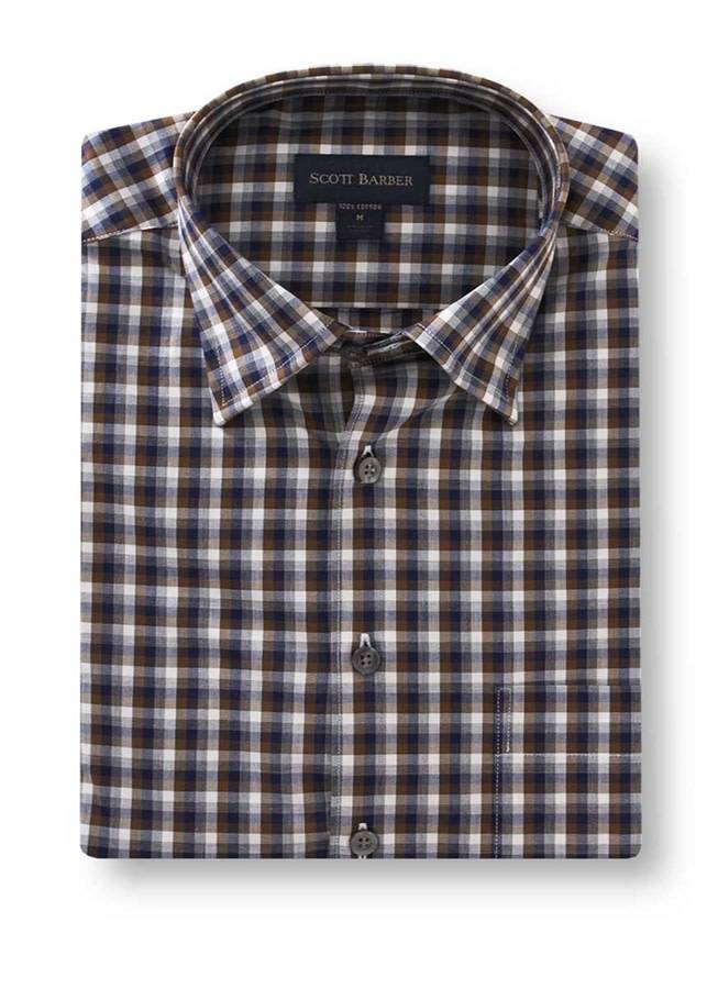 Scott Barber Cotton Check