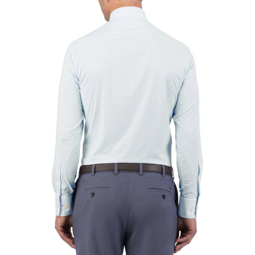 Peter Millar Peter Millar Captain Performance Tattersall Woven