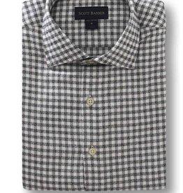 Scott Barber Telluride Brushed Twill Shirt