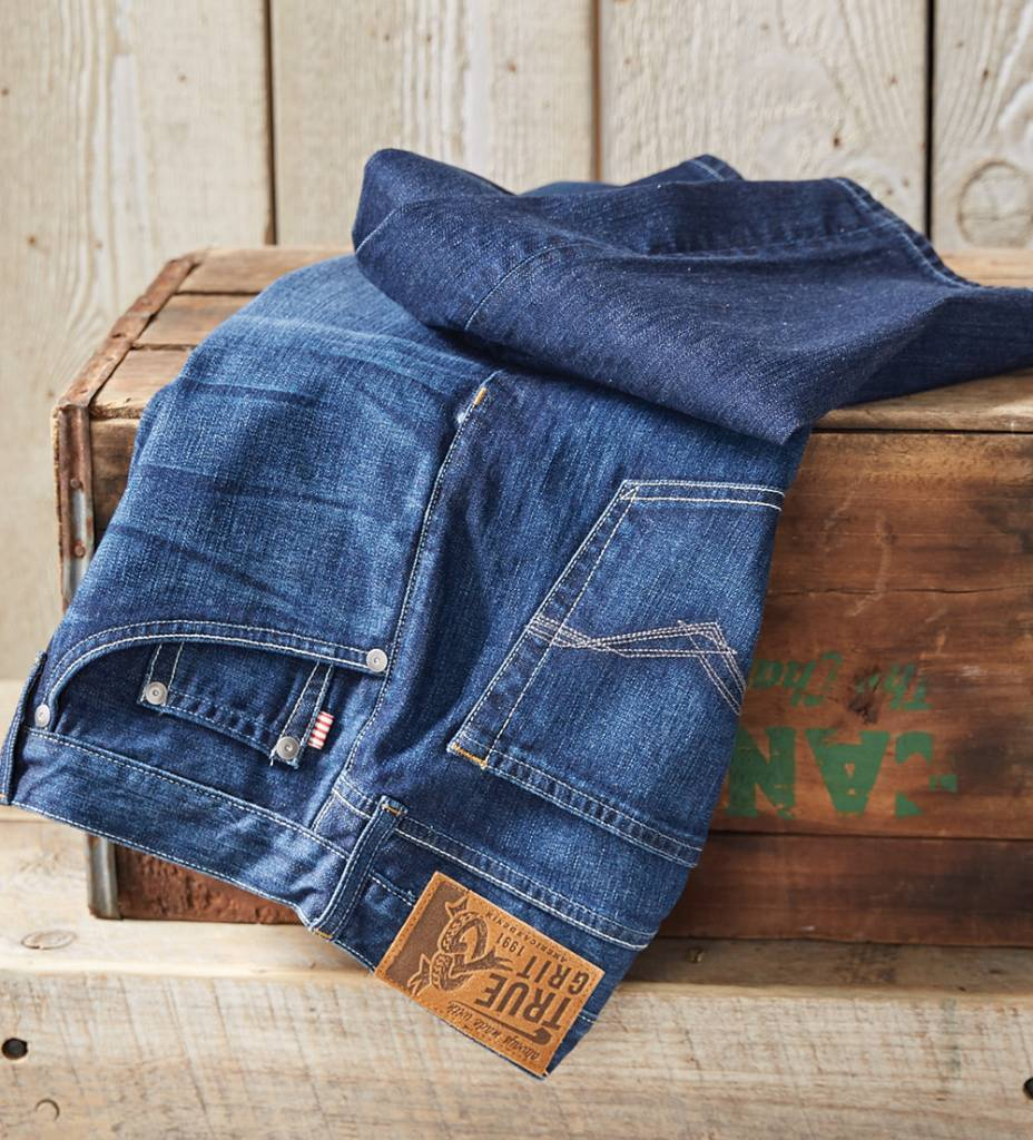 True Grit True Grit Slim Straight California Jeans