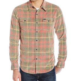 True Grit True Grit Vintage Plaid Canyon Cord Shirt