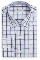 Peter Millar Peter Millar Crown Soft Pine Hill Pane Sport Shirt