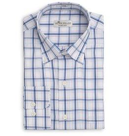 Peter Millar Peter Millar Crown Soft Pine Hill Pane Sport Shirt