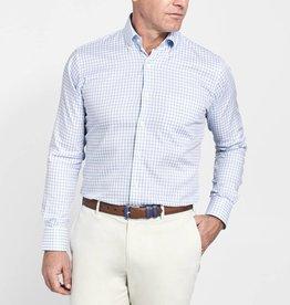 Peter Millar Peter Millar Crown Soft Harbor Tattersall Sport Shirt