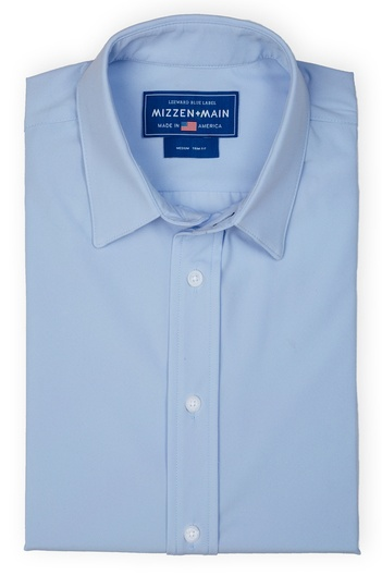 Mizzen+Main Mizzen and Main Nelson Shirt