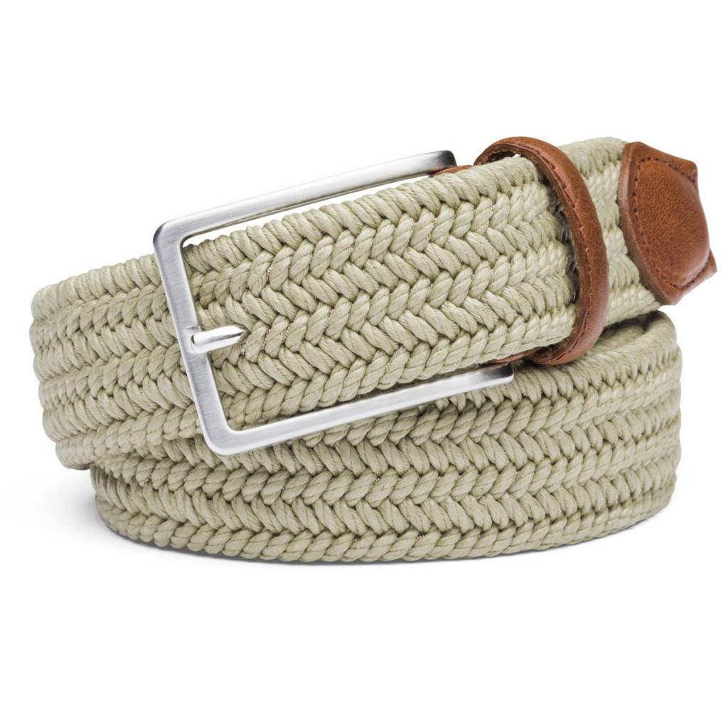 Peter Millar Peter Millar Waxed Braided Belt