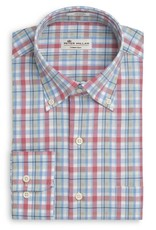 Peter Millar Peter Millar Crown Ease Aloha Plaid Sport Shirt