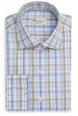 Peter Millar Peter Millar Crown Soft Waterway Plaid Sport Shirt