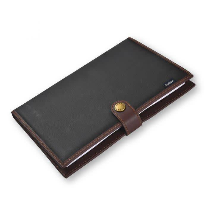 Barbour Barbour Drywax Notebook