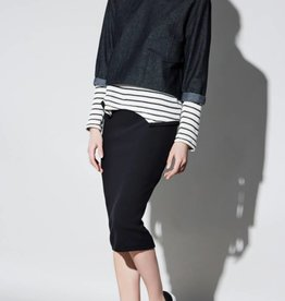 Eve Gravel Eve Gravel 3/4 Sleeve Top w/ Pocket
