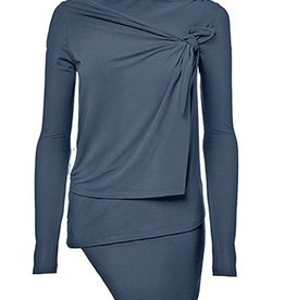 Melow by Melissa Bolduc MELOW Acier Wrap Top