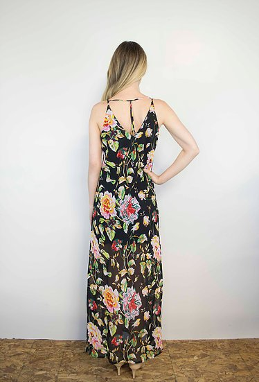 Lakefield Lakefield + Co. 'Gabby' Floral Maxi Dress