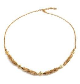Well Dunn Well Dunn Head Jewel w/ Gold Pendants